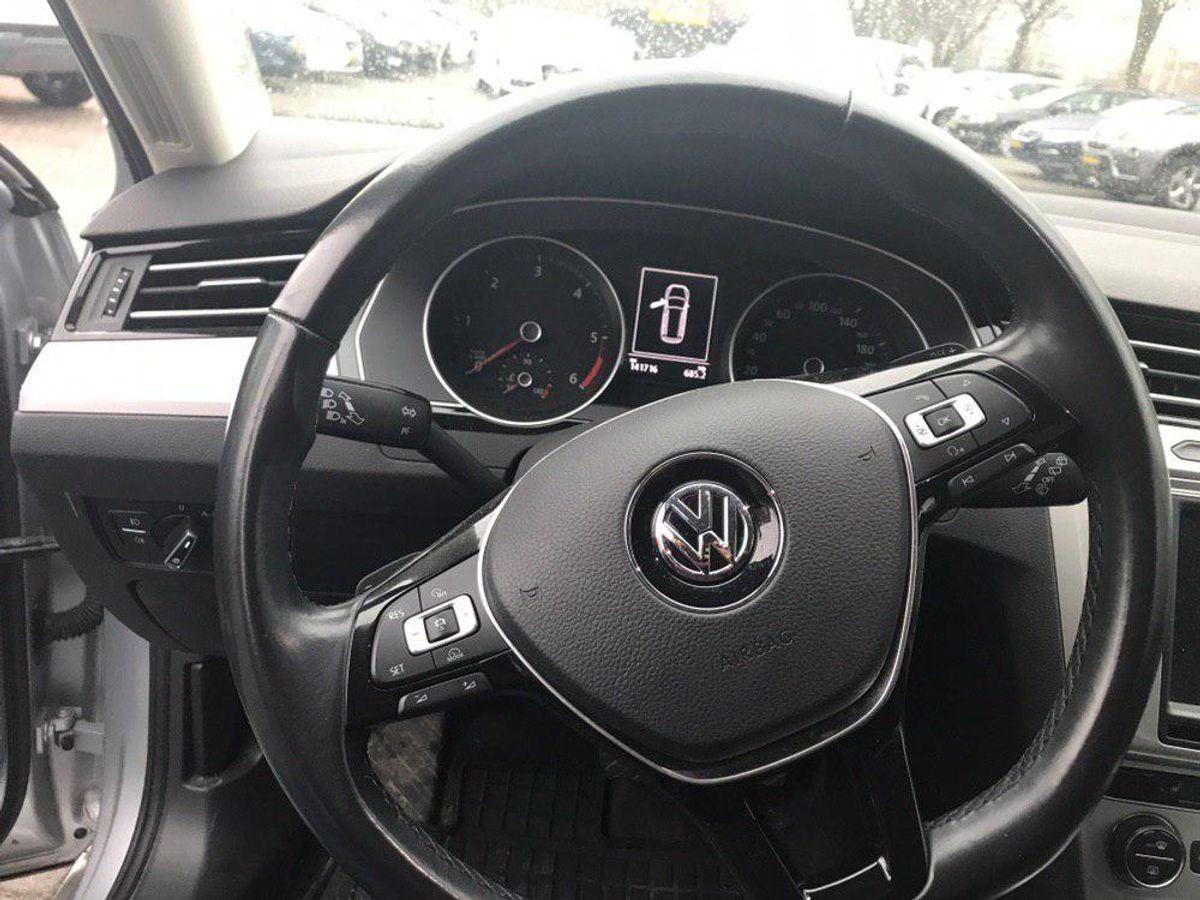 Volkswagen Passat B8 2015 фото №14
