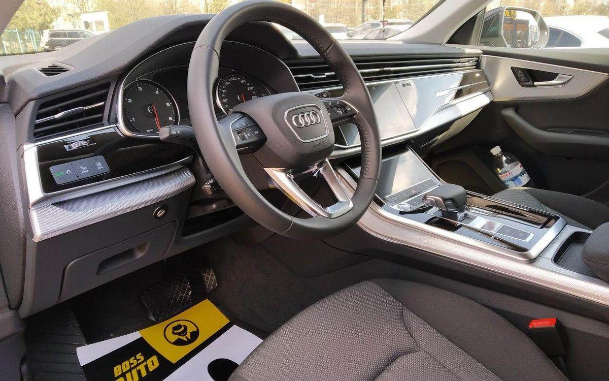 Audi Q8 Premium 2019 фото №14