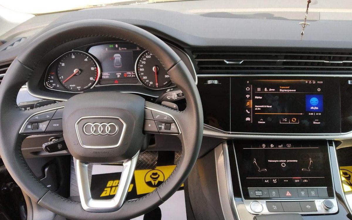 Audi Q8 Premium 2019 фото №15