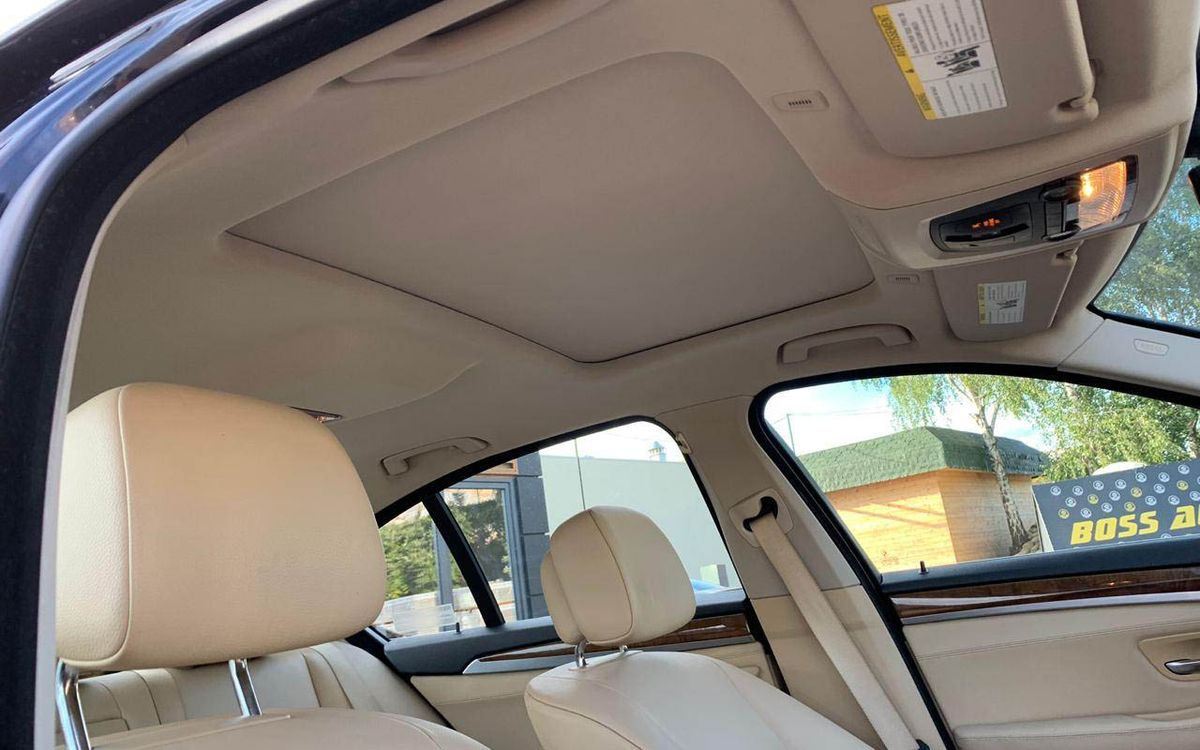 BMW 528 X-drive 2011 фото №11