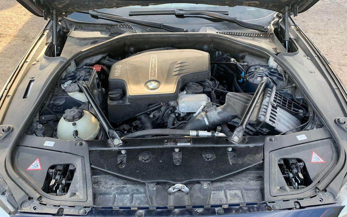 BMW 528 X-drive 2011 фото №12