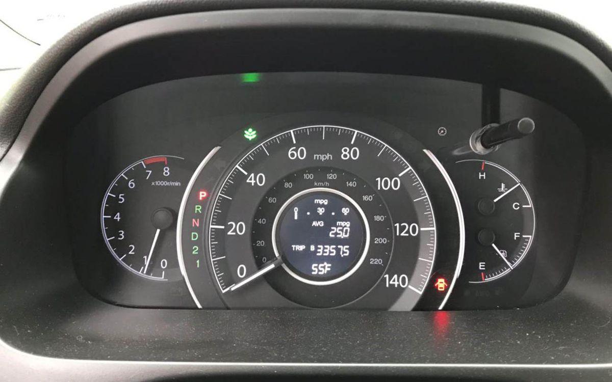 Honda CR-V 2012 фото №12