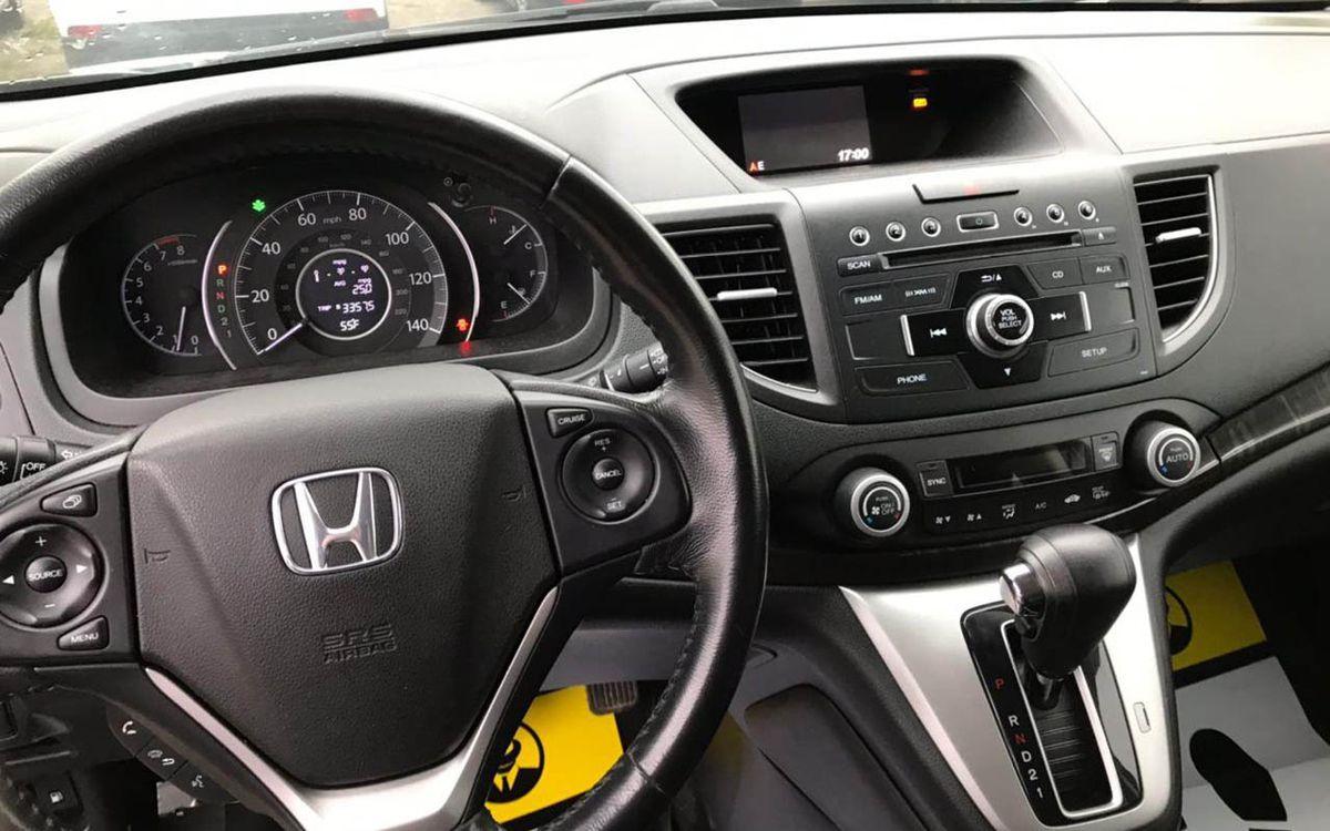 Honda CR-V 2012 фото №14