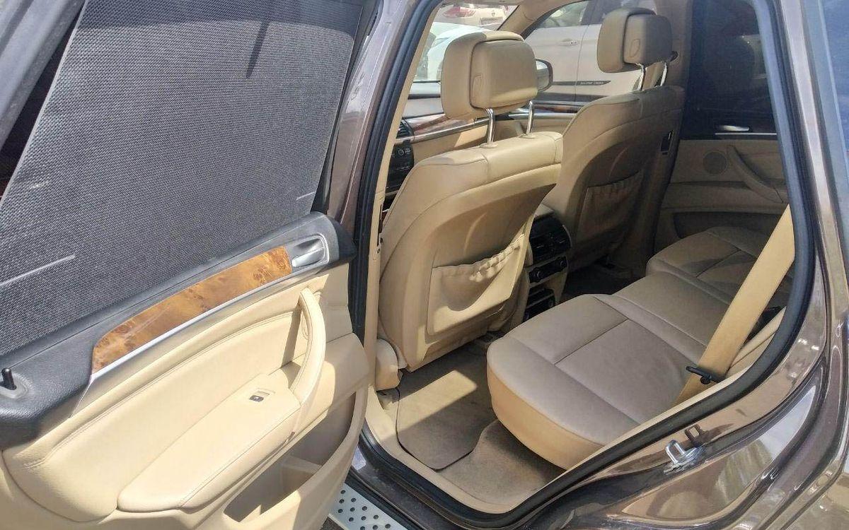 BMW X5 2012 фото №9