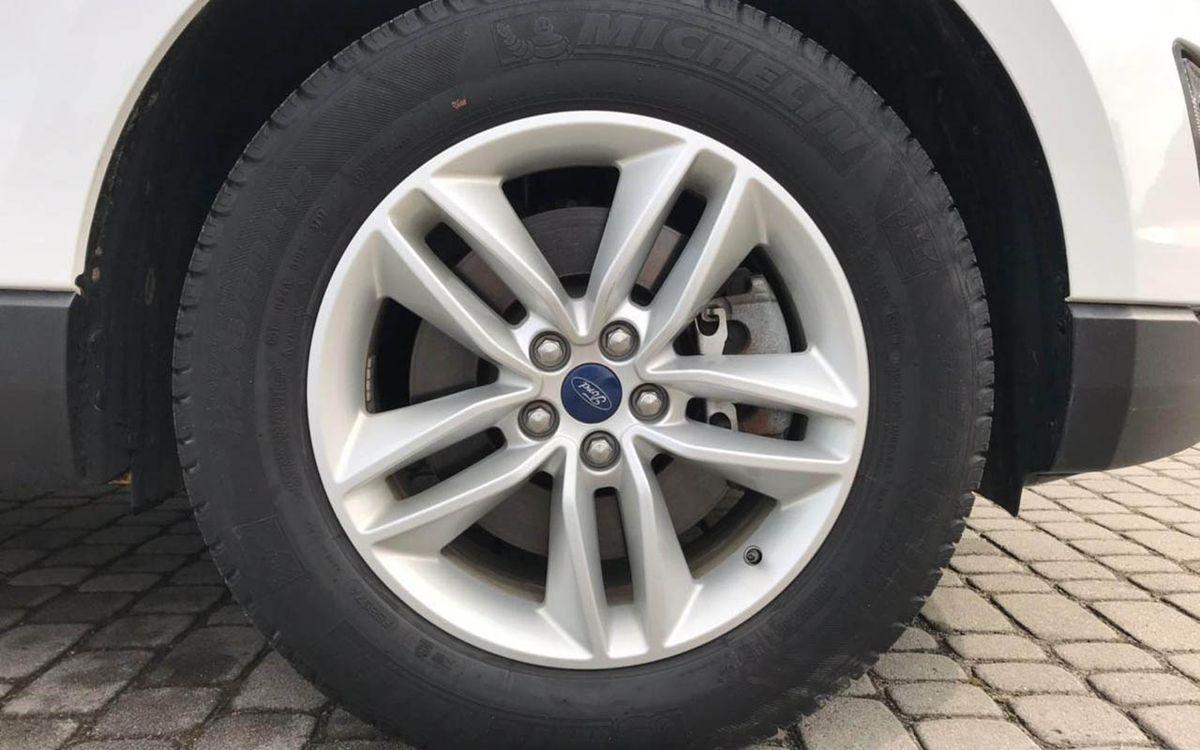 Ford Edge SEL 2017 фото №12