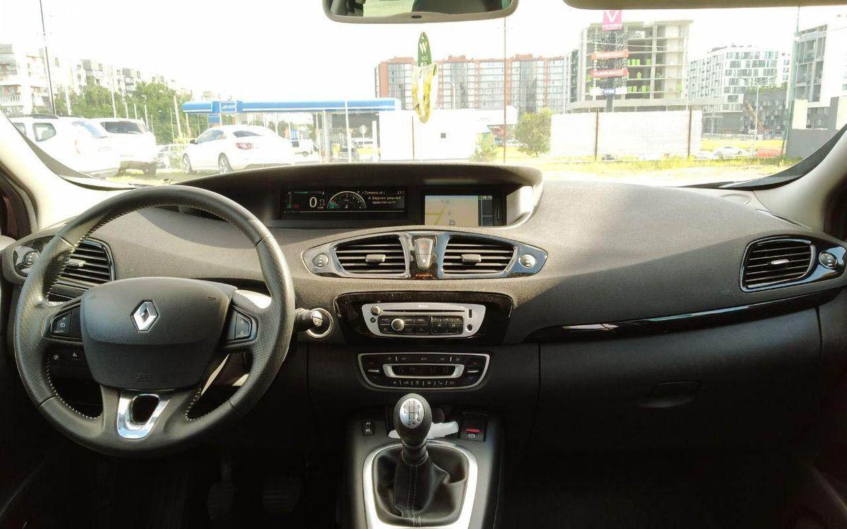 Renault Scenic 2014 фото №8