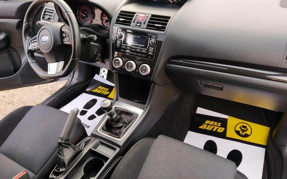 Subaru WRX 2015 фото №16
