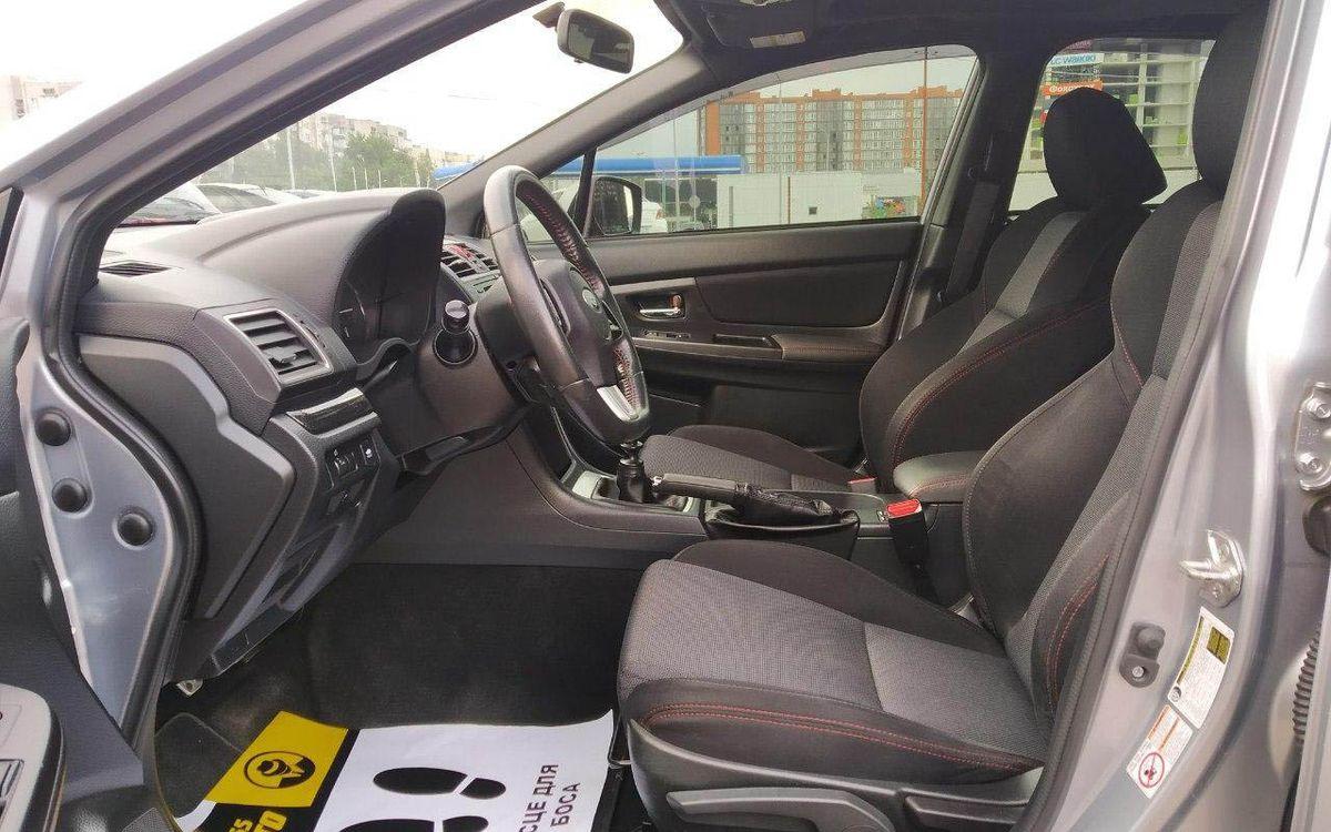 Subaru WRX 2015 фото №18