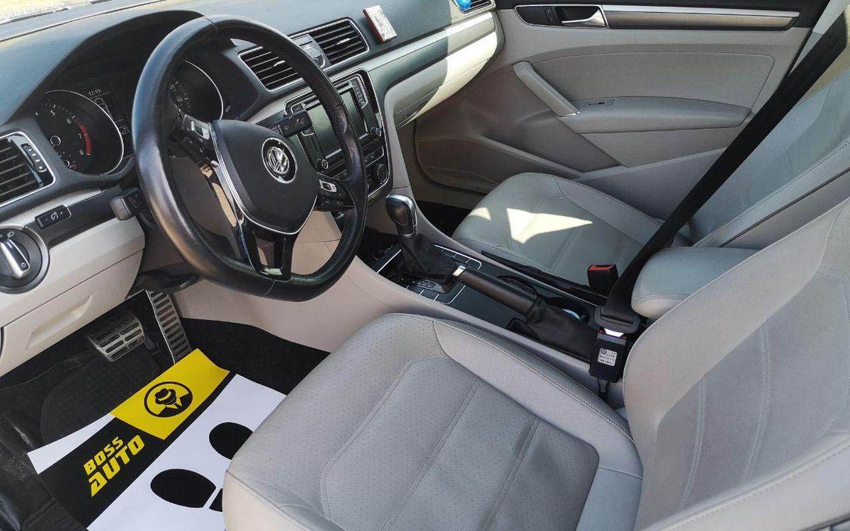 Volkswagen Passat 2016 фото №10