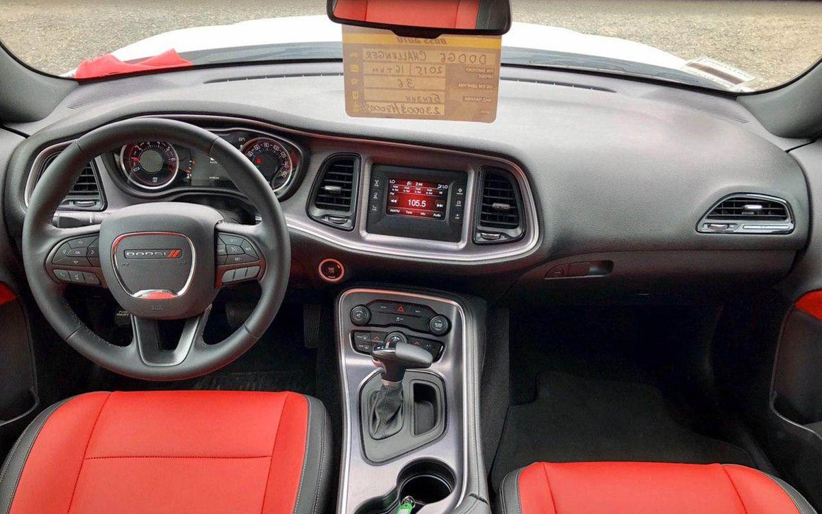 Dodge Challenger 2016 фото №9