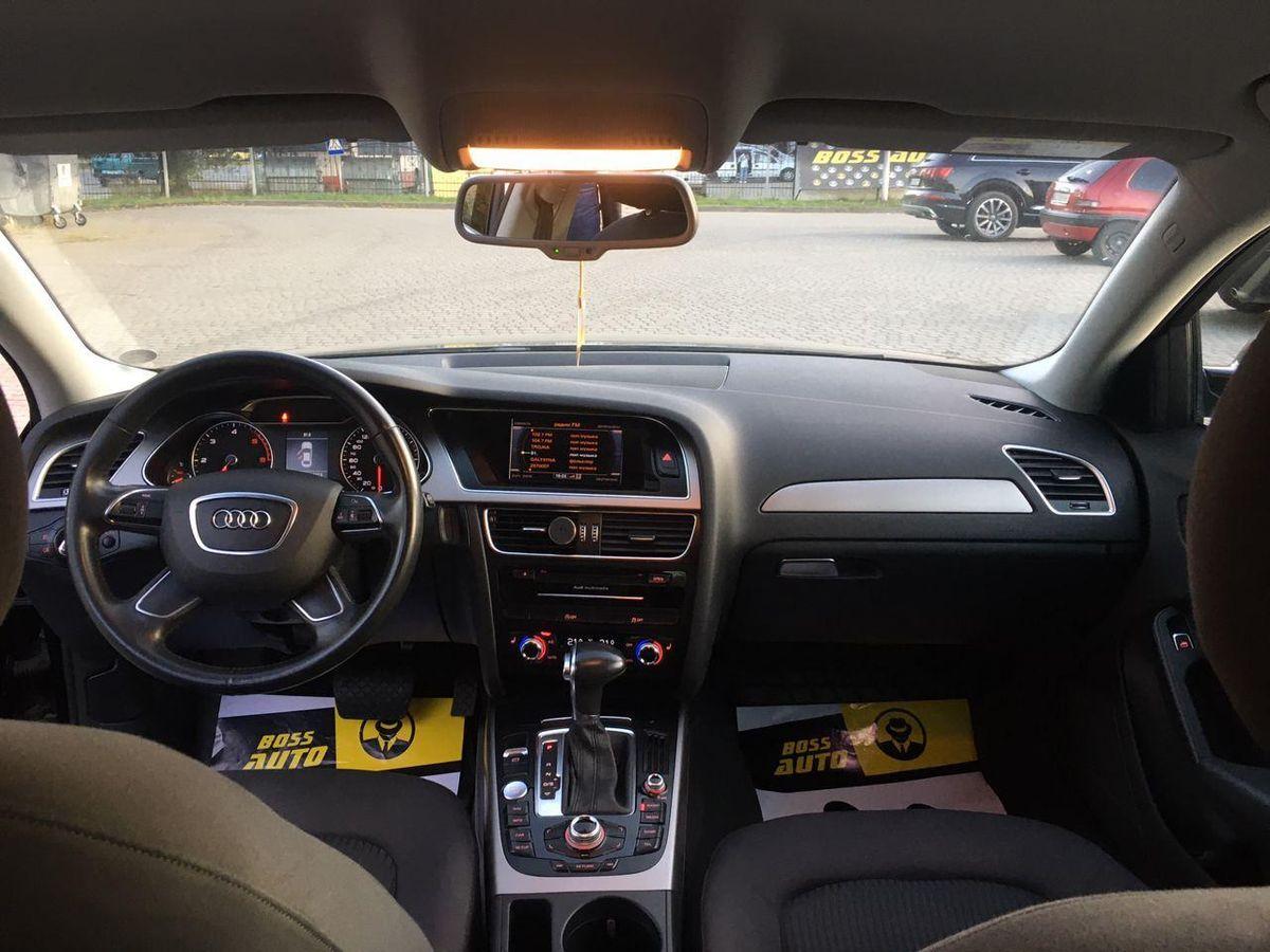 Audi A4 S-line 2014 фото №10