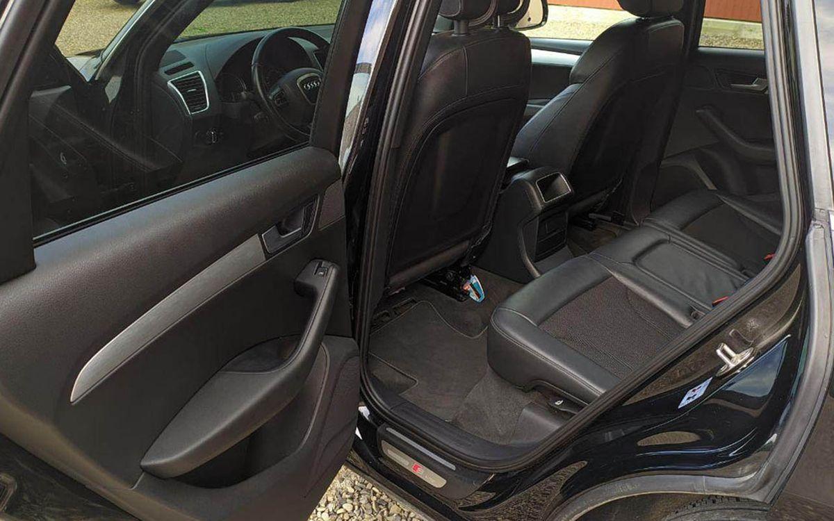 Audi Q5 S-line 2012 фото №13
