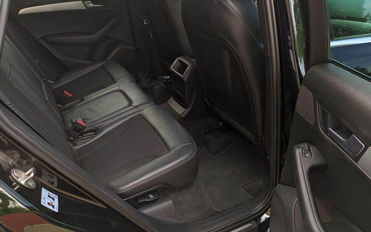 Audi Q5 S-line 2012 фото №14