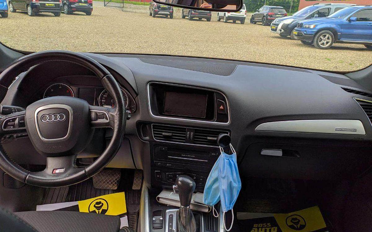 Audi Q5 S-line 2012 фото №15