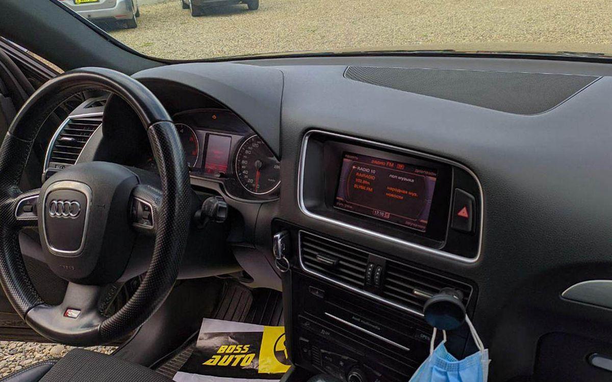 Audi Q5 S-line 2012 фото №16