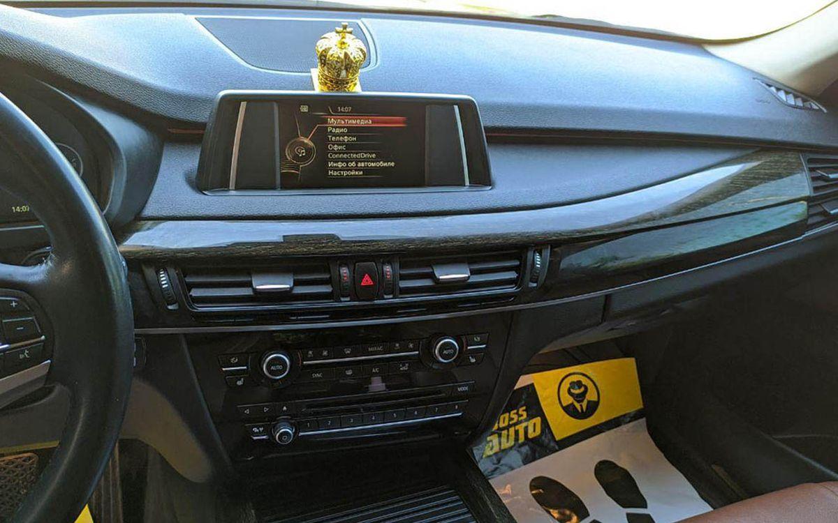 BMW X5 X-Drive 30d awt 2014 фото №17