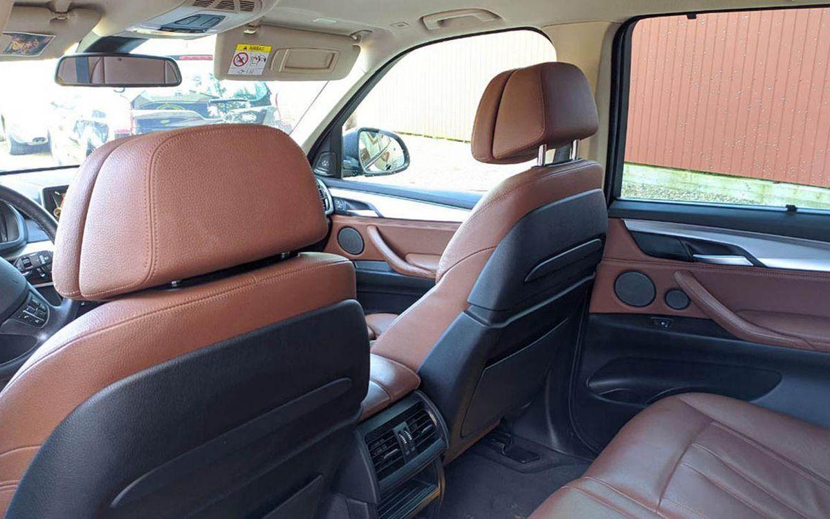BMW X5 X-Drive 30d 2015 фото №12