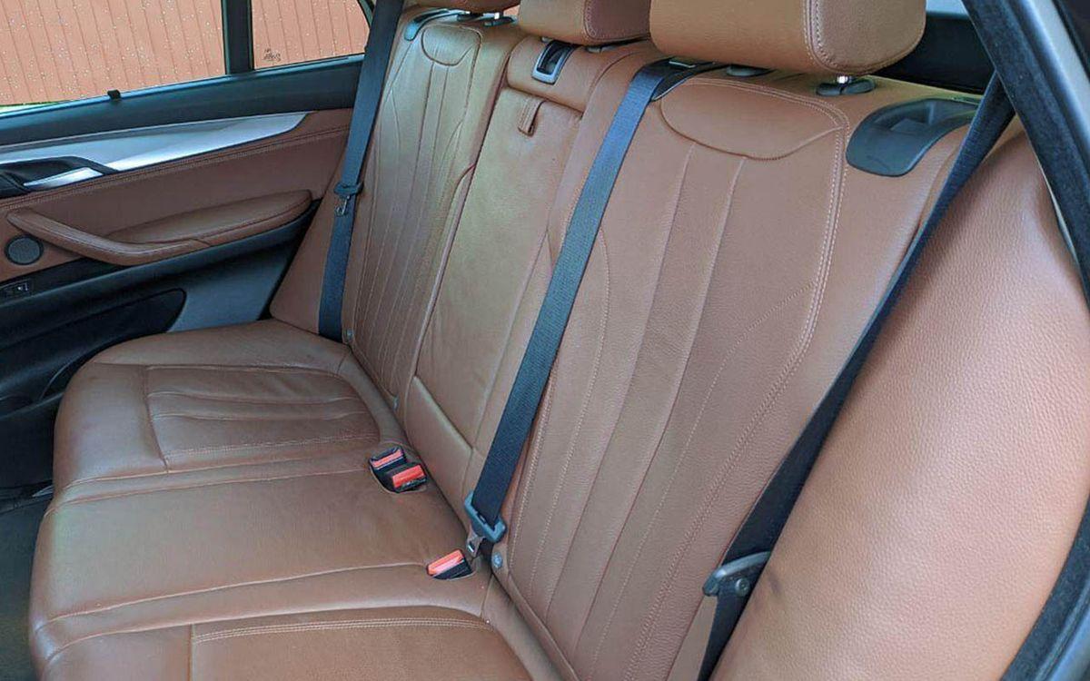 BMW X5 X-Drive 30d 2015 фото №13