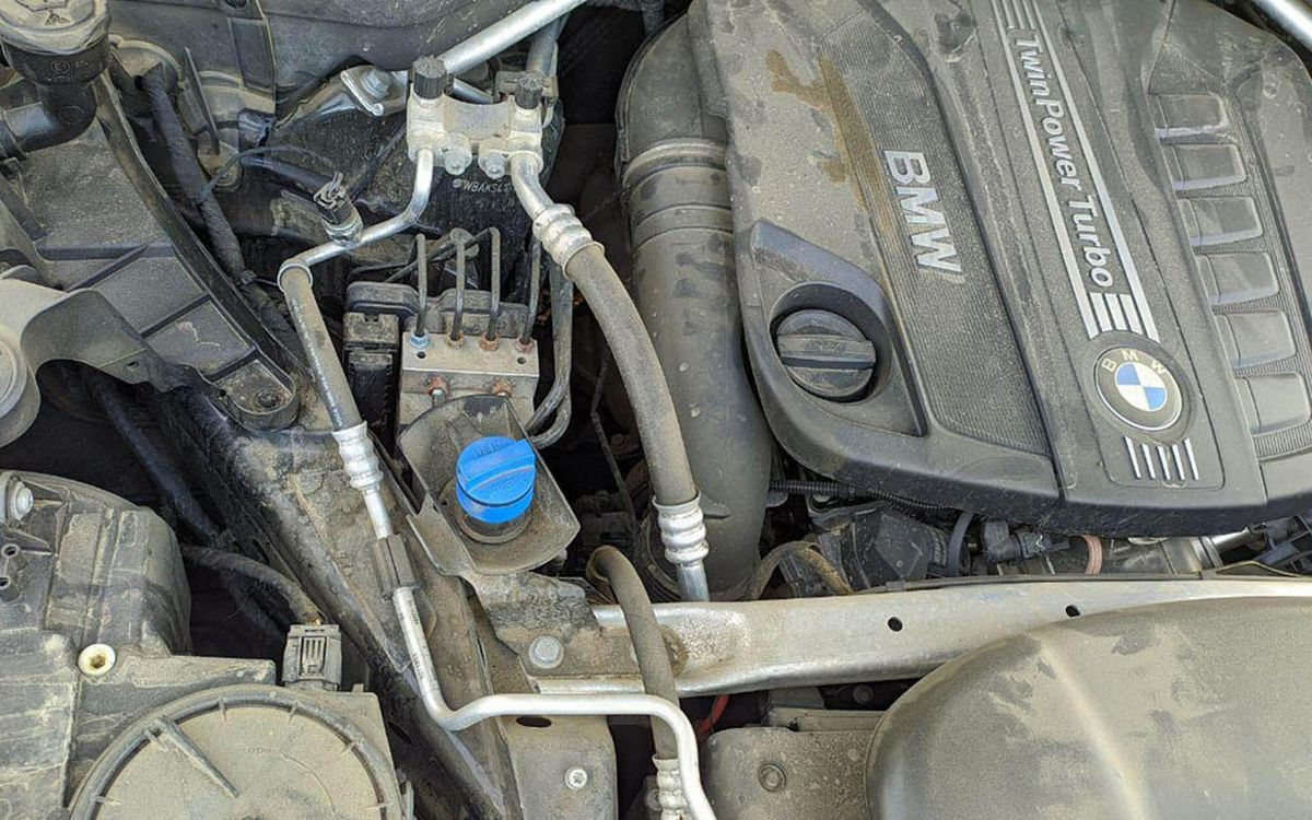 BMW X5 X-Drive 30d 2015 фото №14