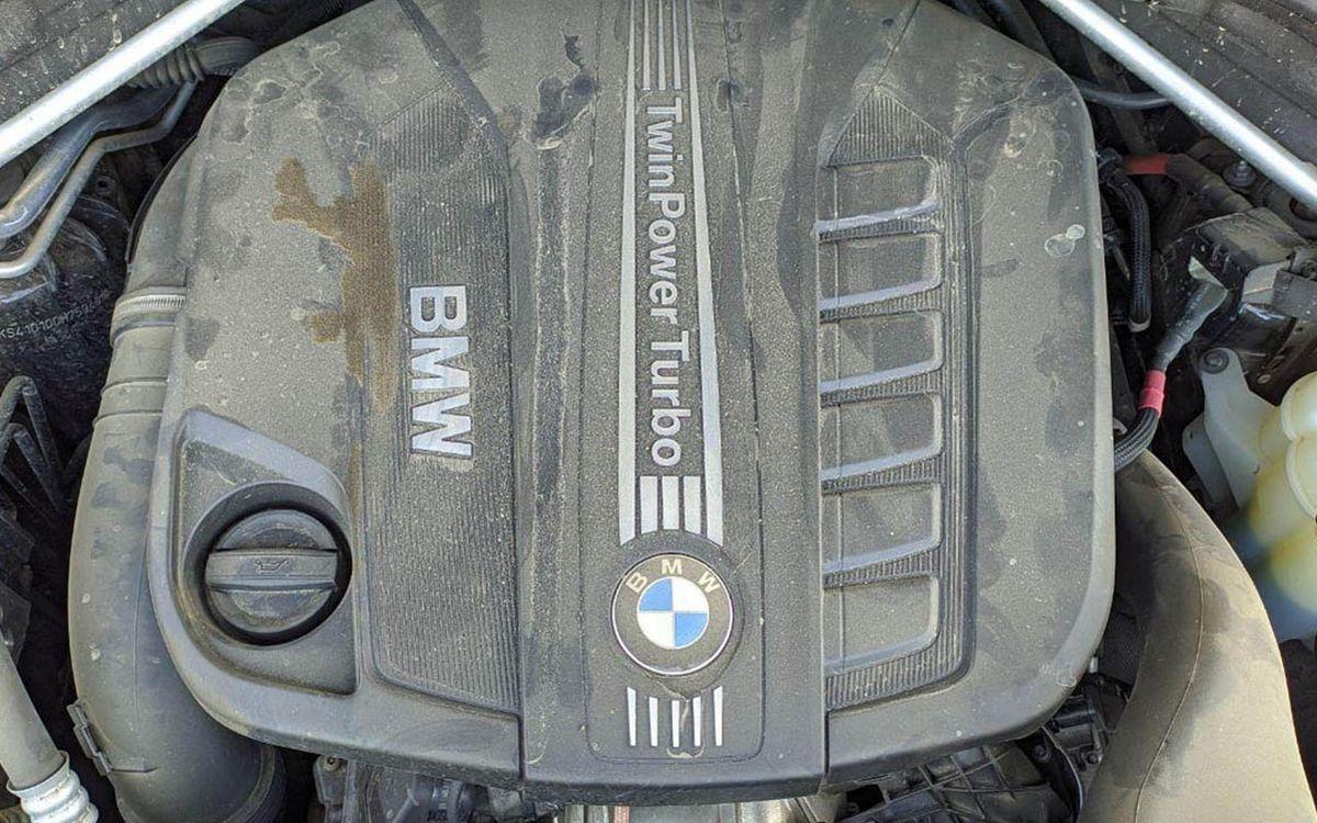 BMW X5 X-Drive 30d 2015 фото №15