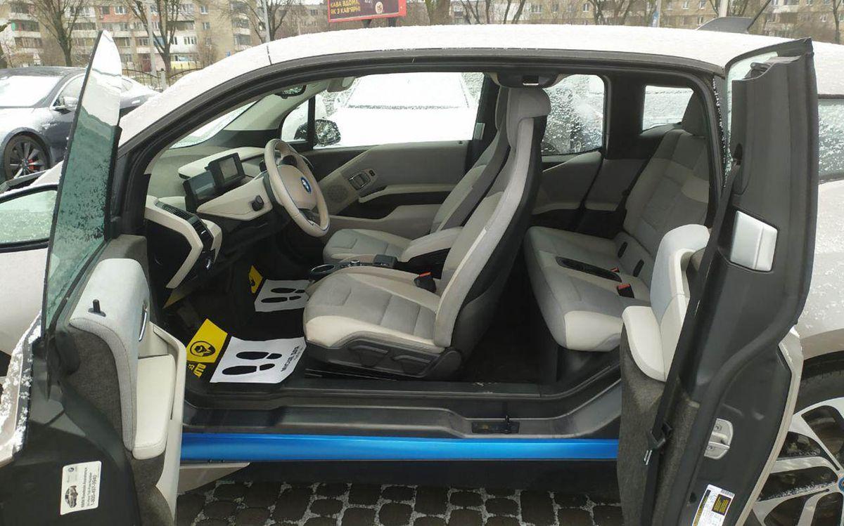 BMW I3 2015 фото №12