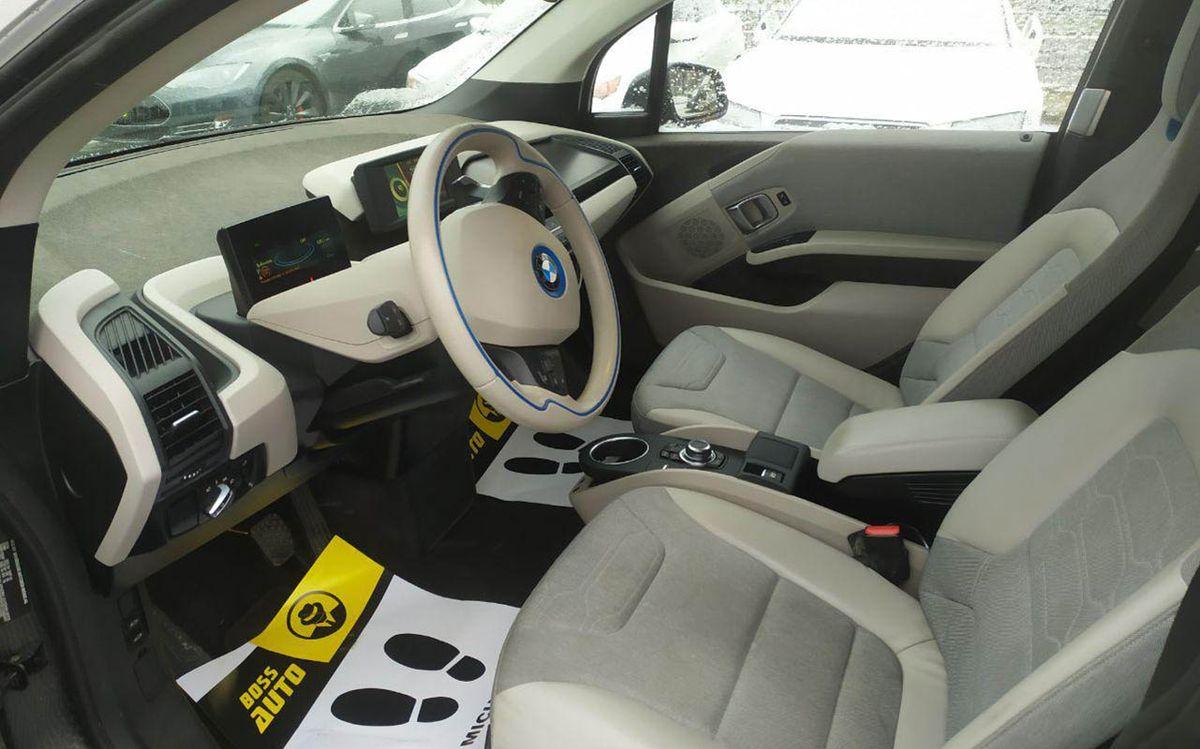 BMW I3 2015 фото №14