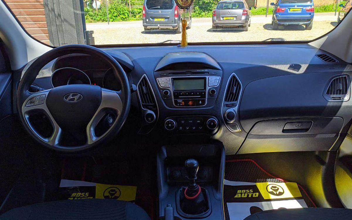 Hyundai IX35 2011 фото №14