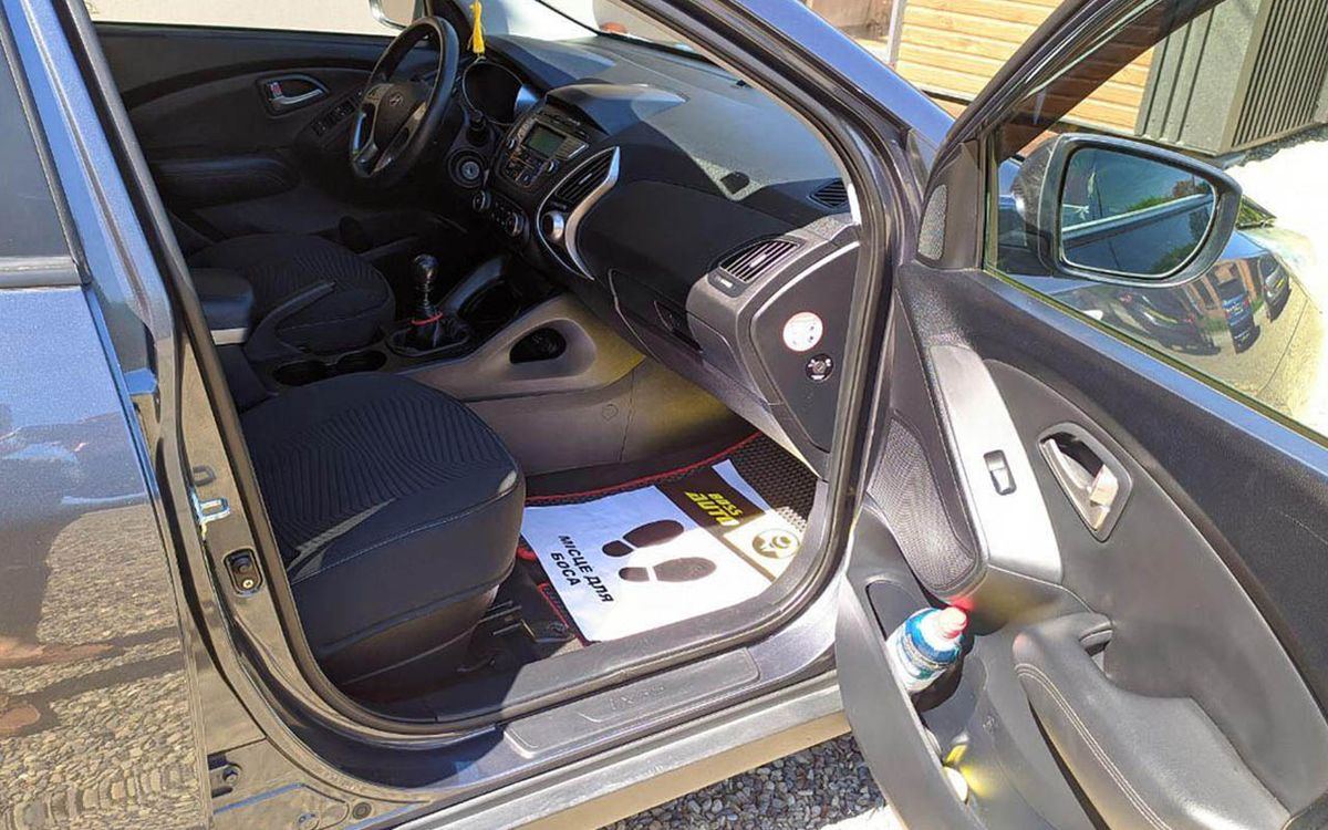 Hyundai IX35 2011 фото №17