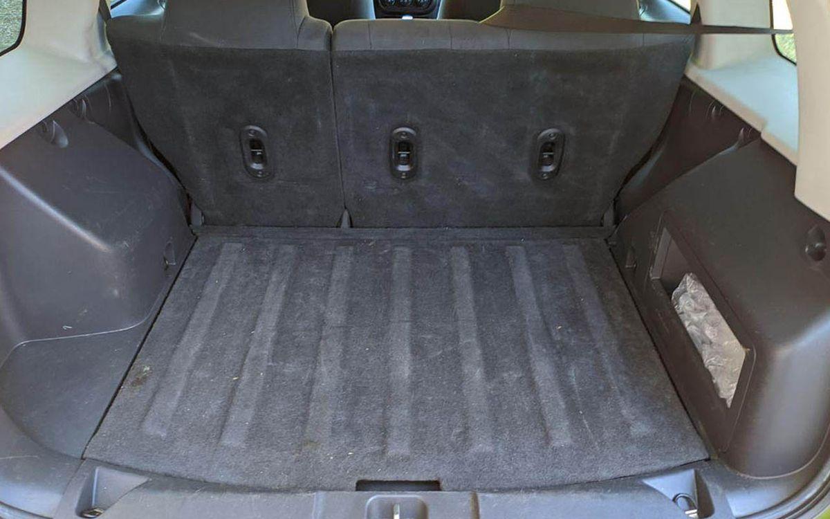 Jeep Patriot 2012 фото №10