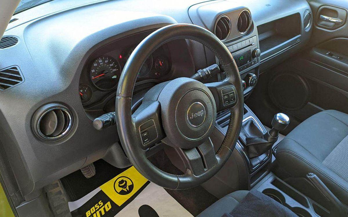 Jeep Patriot 2012 фото №13