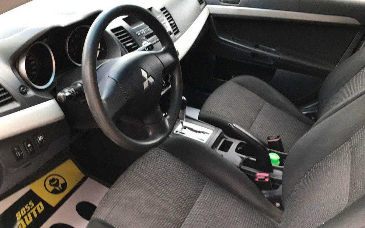 Mitsubishi Lancer 2007 фото №11