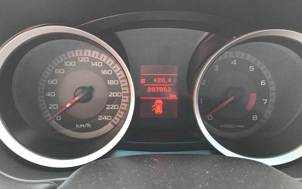 Mitsubishi Lancer 2007 фото №15
