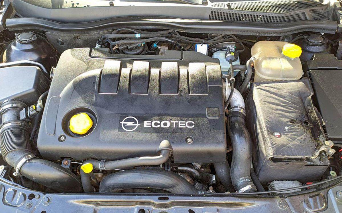 Opel Astra H 2008 фото №18