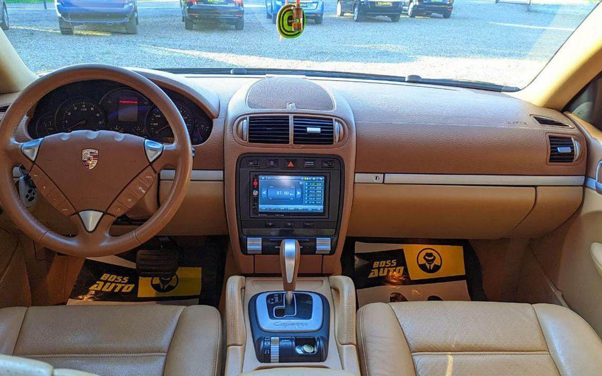 Porsche Cayenne 2008 фото №17
