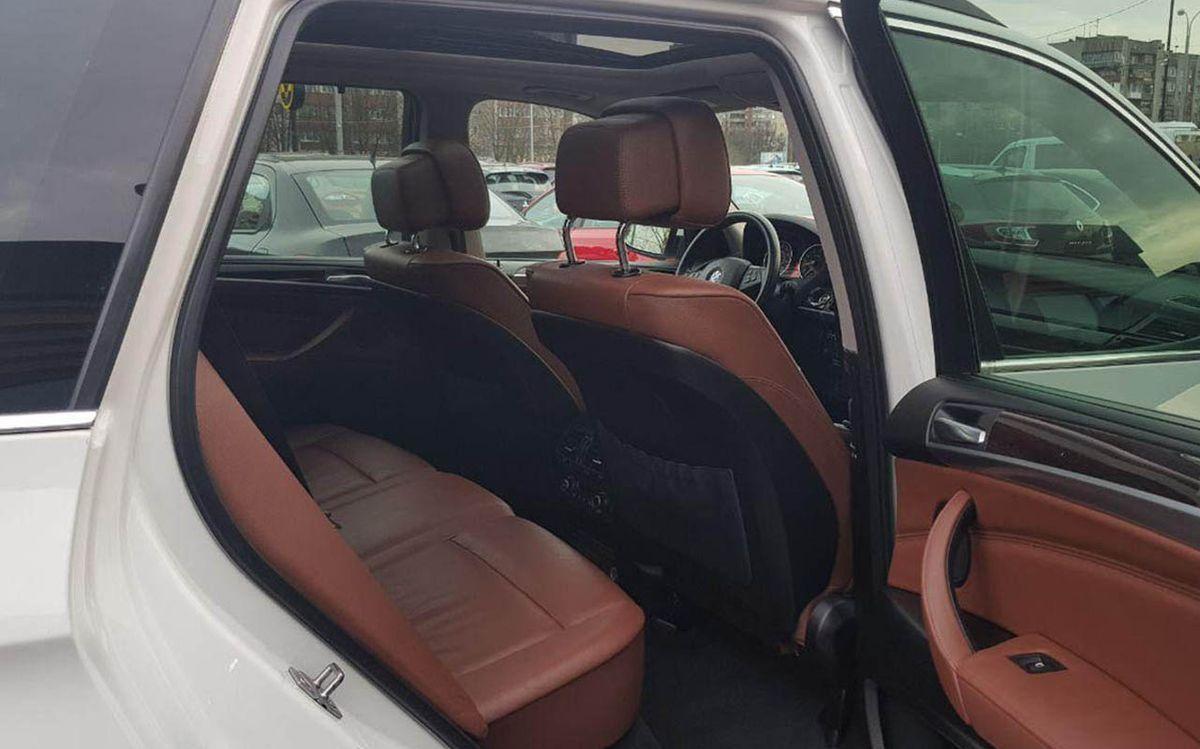 BMW X5 2014 фото №14