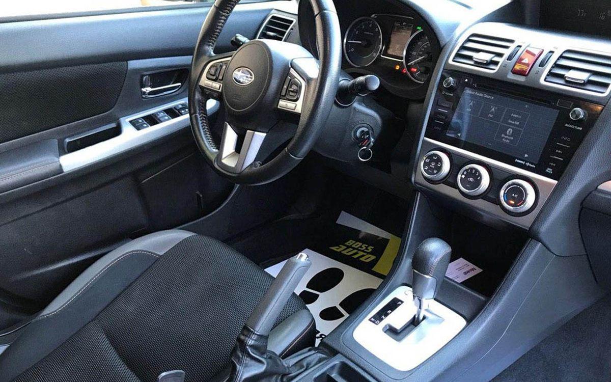 Subaru XV Crosstrek 2015 фото №20