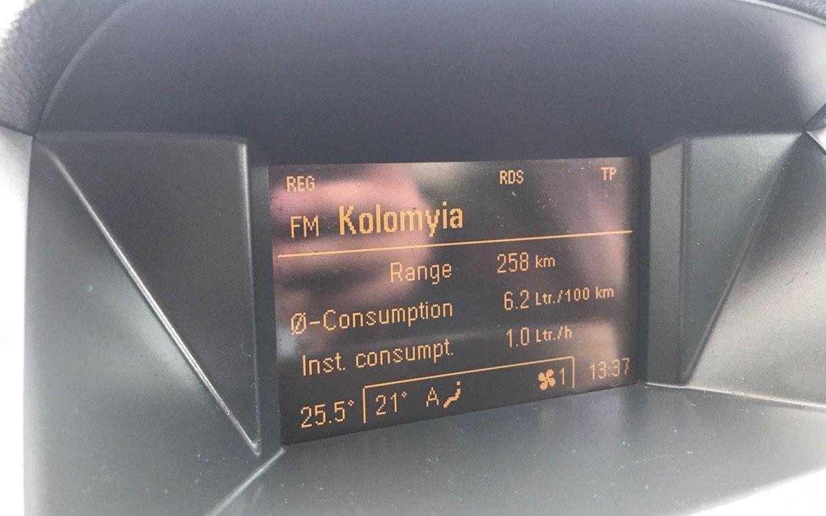 Opel Zafira Cosmo 2010 фото №16