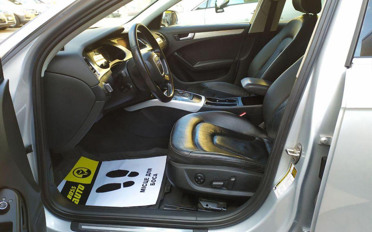 Audi A4 2012 фото №11