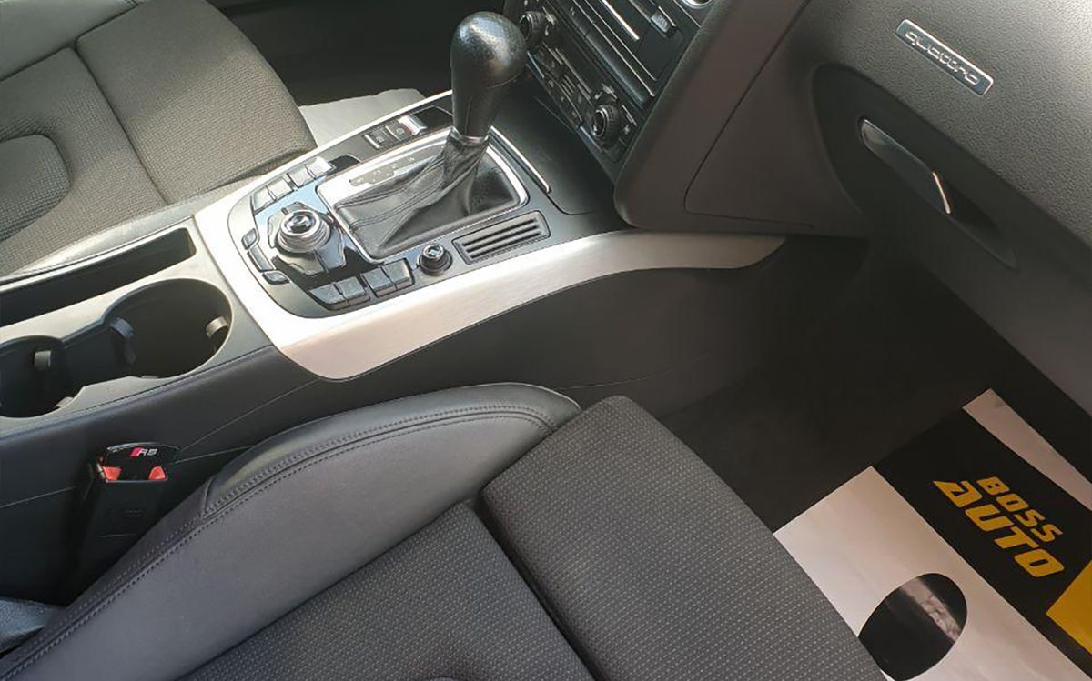 Audi A5 2011 фото №16