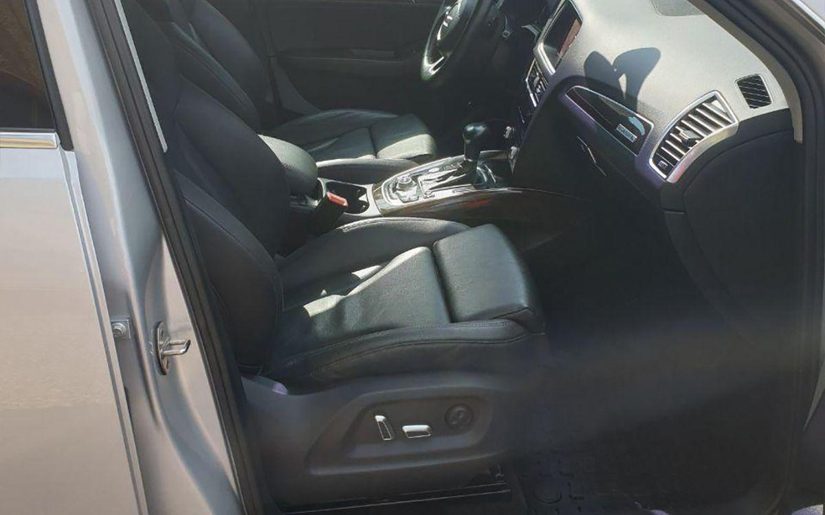 Audi Q5 2013 фото №18