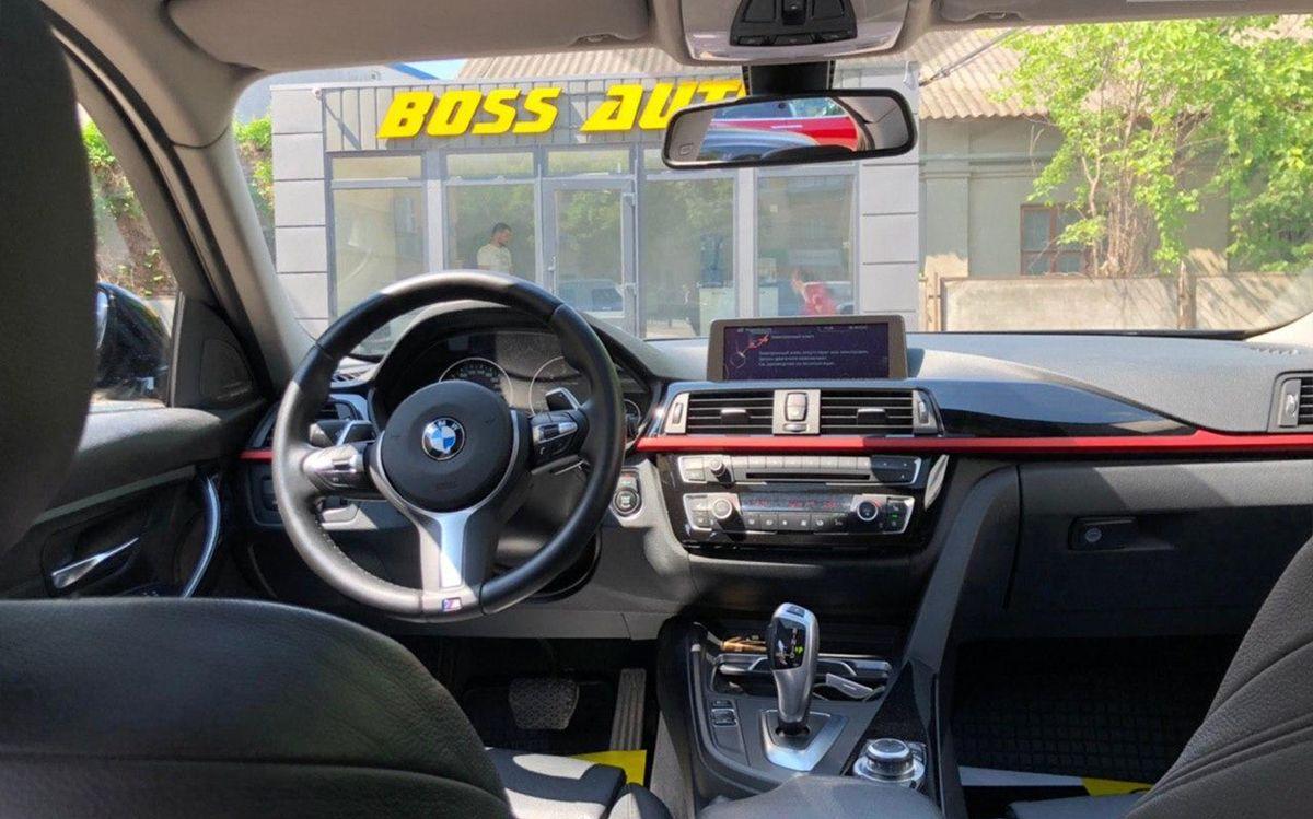 BMW 328 2012 фото №17