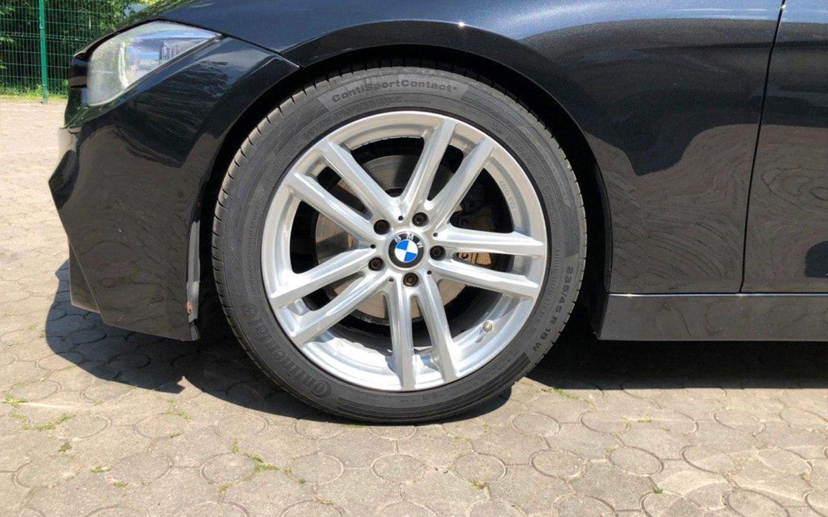 BMW 328 2012 фото №18