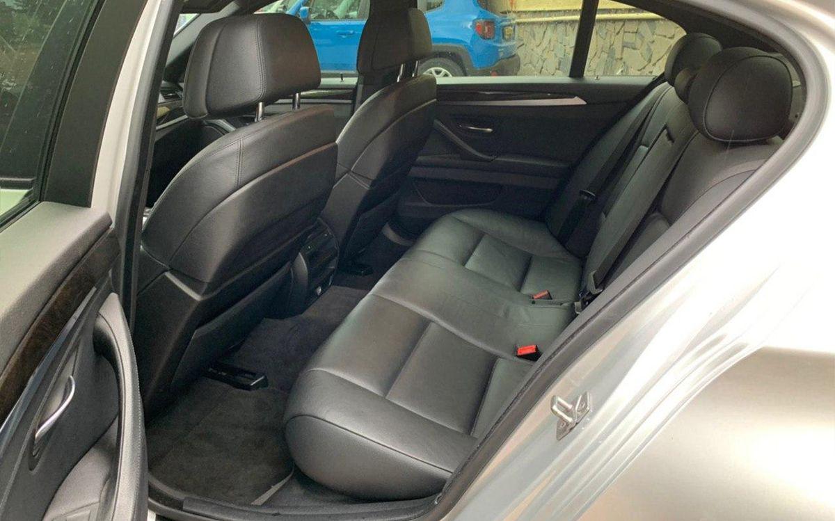 BMW 528 2012 фото №13