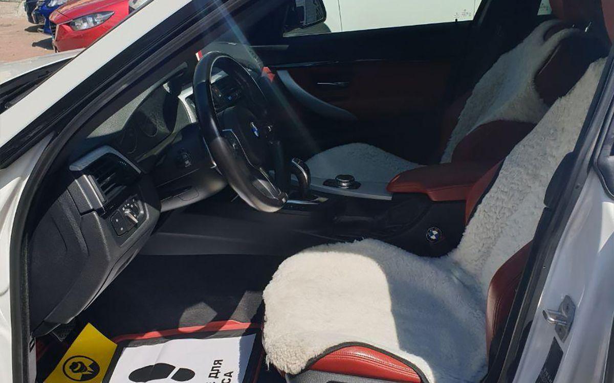 BMW 320 GT 2015 фото №15