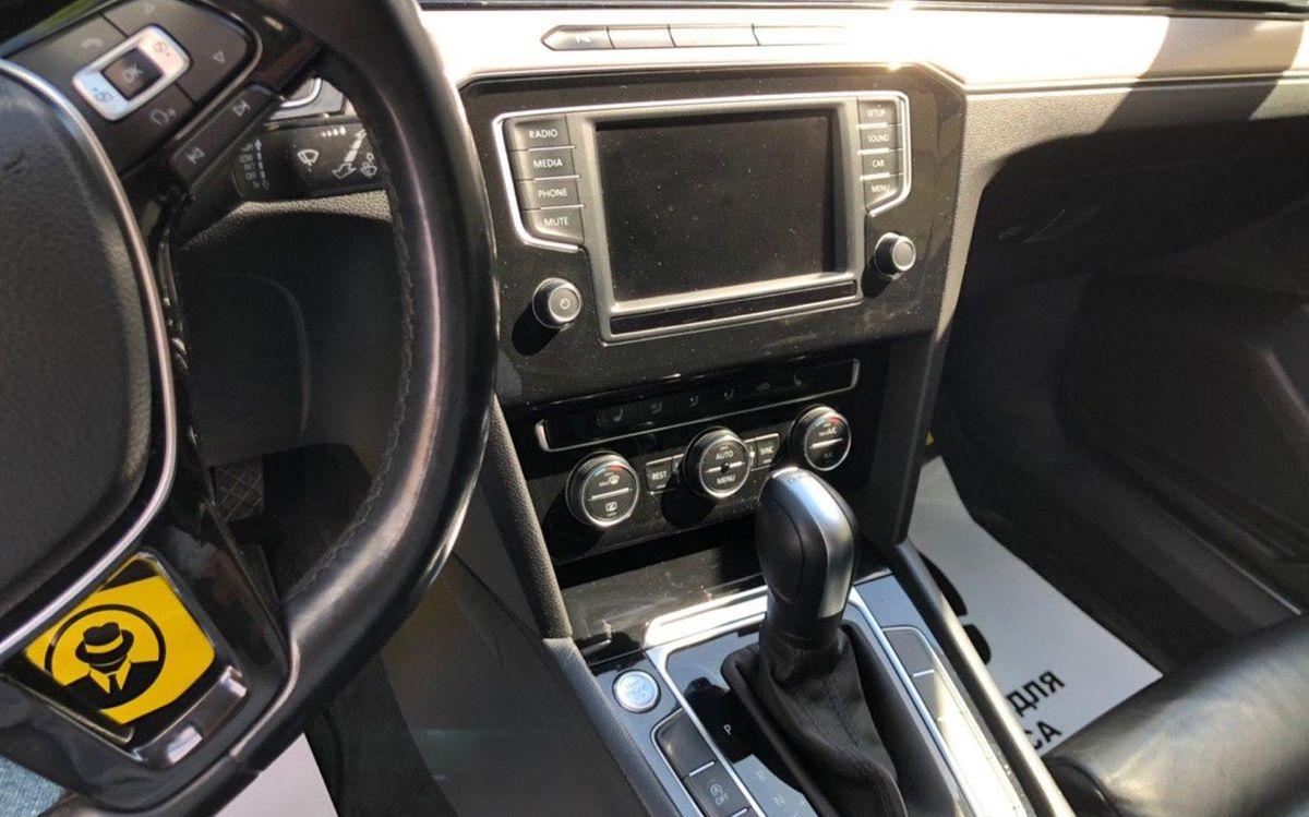 Volkswagen Passat B8 2015 фото №11
