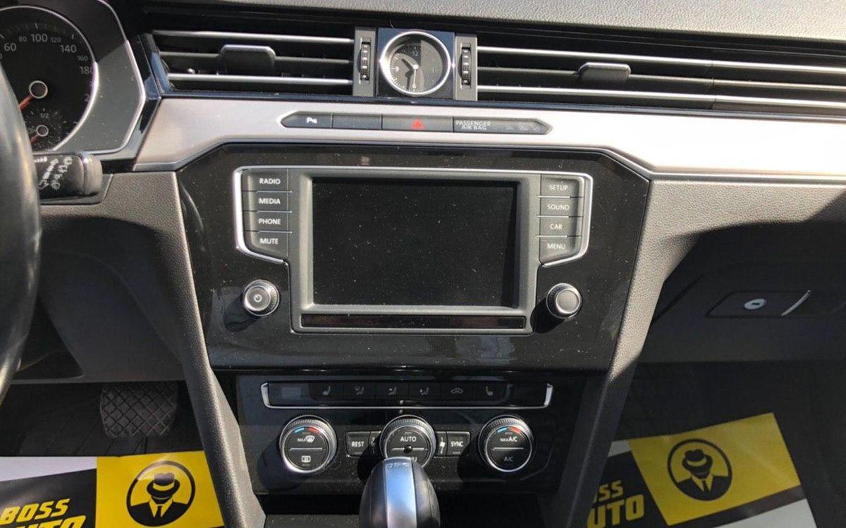 Volkswagen Passat B8 2015 фото №12