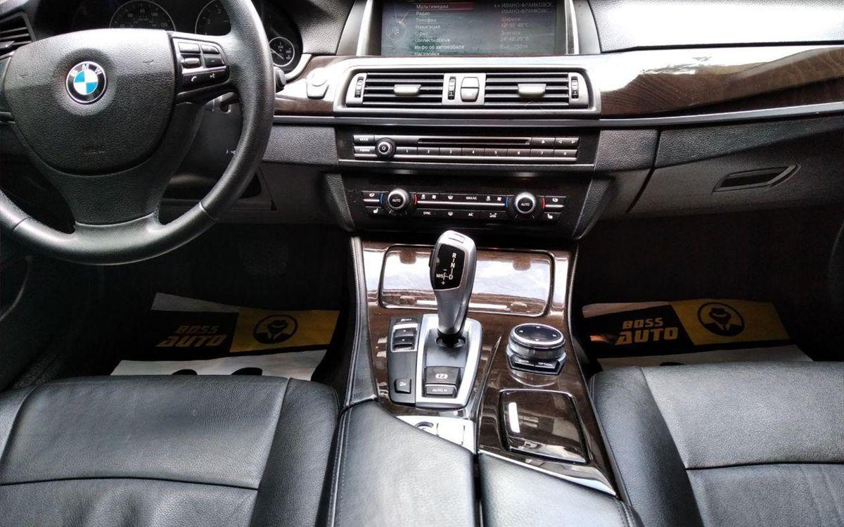 BMW 528 xDrive 2013 фото №15