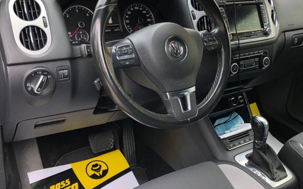 Volkswagen Tiguan 2013 фото №13