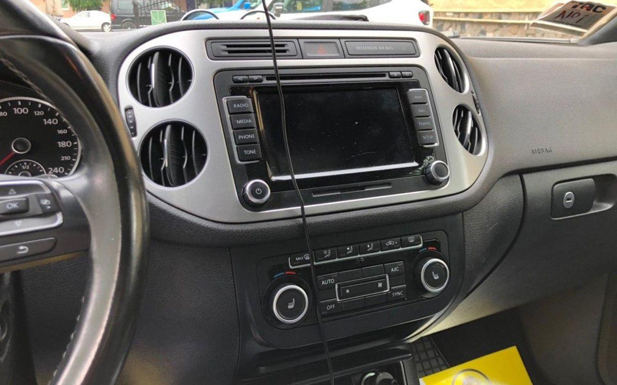 Volkswagen Tiguan 2013 фото №15