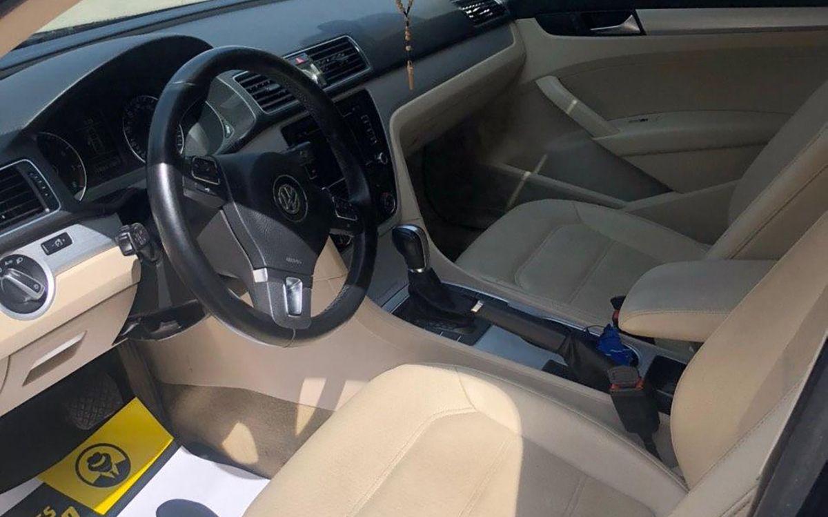 Volkswagen Passat B7 2012 фото №16
